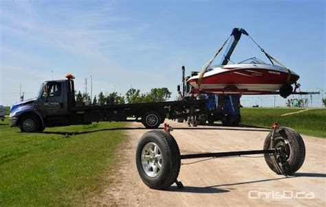 boat crash winnipeg double check that boat trailer this weekend chrisd ca