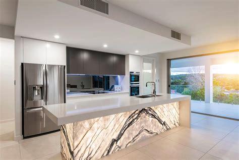 Modern Kitchen Design Trends stunning new york marble kitchen completehome