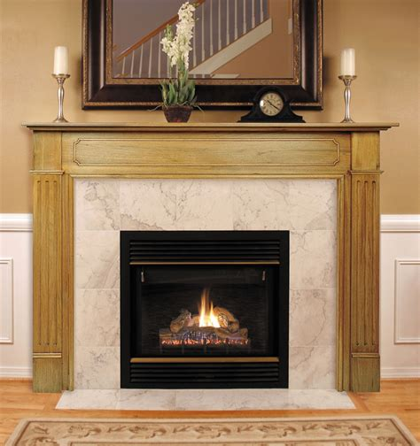fireplace mantels kits fireplaceinsert pearl mantels williamsburg fireplace