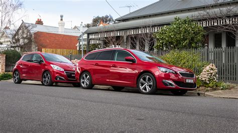 peugeot 208 red 2016 peugeot 208 gt line review photos caradvice