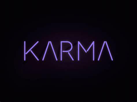 imagenes tumblr karma neon light aesthetic tumblr