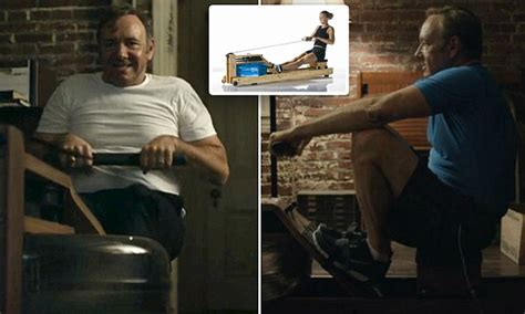 house of cards rowing machine find out how waterrower became a surprise star on house of cards at home fitness