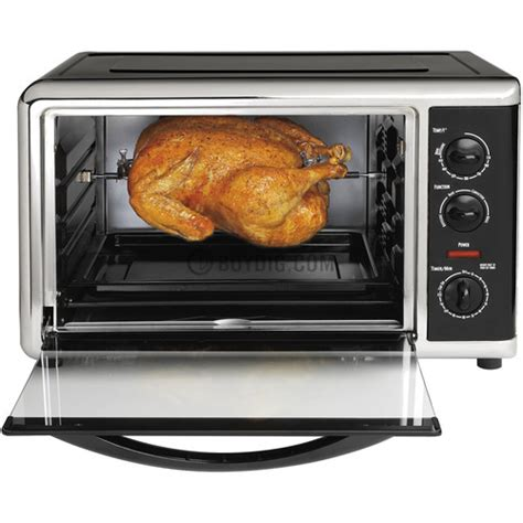 Hamilton Countertop Oven With Convection And Rotisserie by Hamilton Countertop Oven With Convection And
