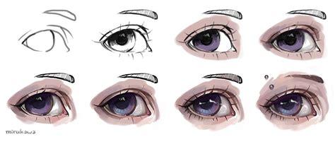 paint tool sai realistic eye tutorial semi realistic eye tutorial by artisticxhelp on deviantart