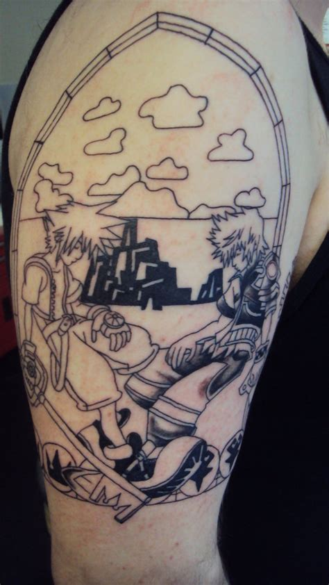 kingdom hearts tattoo kingdom hearts quotes quotesgram