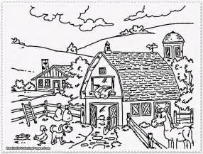 Landscape Coloring Page 16 Colorpagesforadults Coloring Pages Detailed Landscape Coloring Pages For