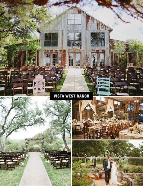 top wedding venues south west top 26 coolest places to get married in the us green