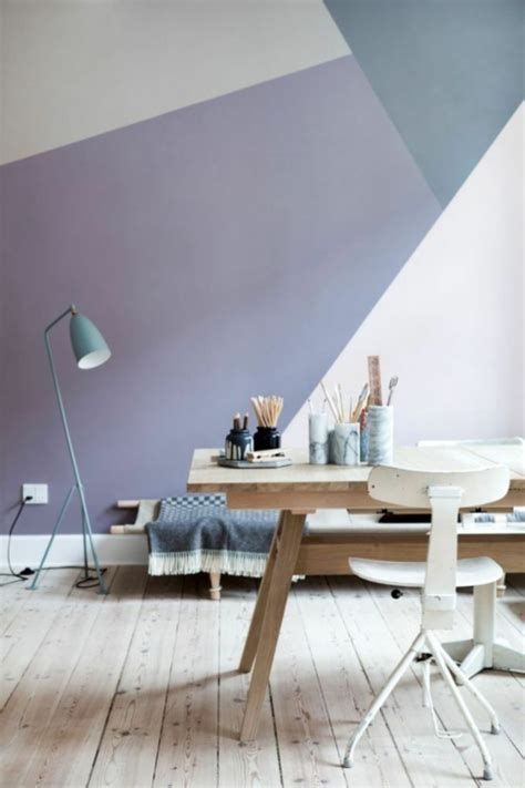 Wand Streichen Muster Ideen by 25 Coole Wandmuster Ideen Wanddekoration Selbst Basteln