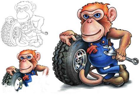 grease monkey tattoo stylish grease monkey designs tattooshunt