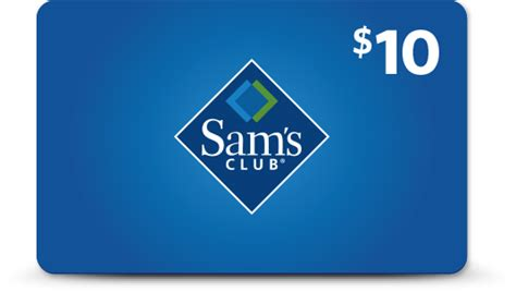 Sams Club Gift Cards - free 10 sam s club egift card for current members