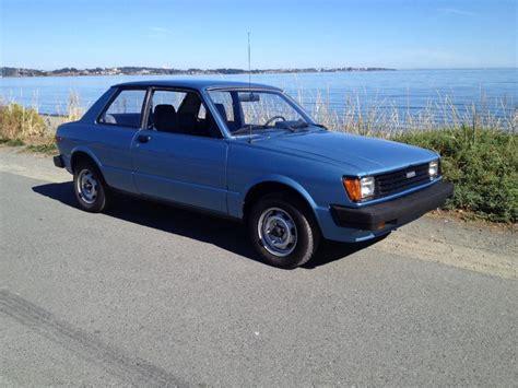 1982 Toyota Tercel 1982 Toyota Tercel 2dr 1982 Toyota Tercel West Shore