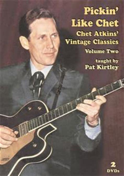Gw 161 E Set Size pickin like chet chet atkins vintage classics volume
