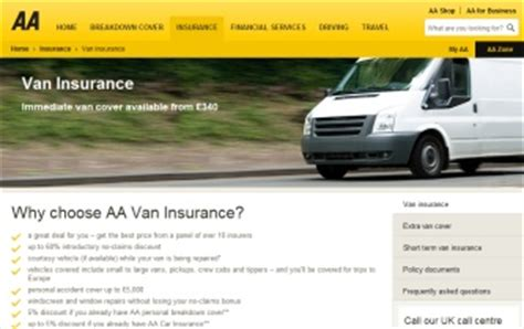 aa house insurance contact number aa van insurance telephone website email and address