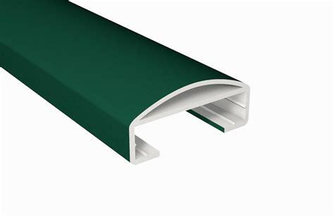 handlauf balkon moosgr 252 n profile handlauf kunststoff moosgr 252 n