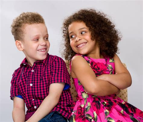 world s only biracial are now grown up daily spikes