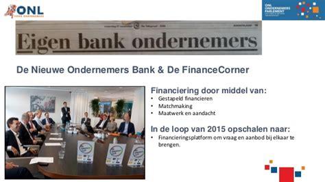 deutsche bank onl fex 150414 ondernemerschap hans biesheuvel