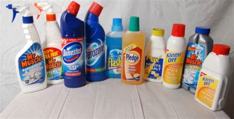 Cleaning Agents For Kitchen by Household Cleaners Packaging Zero Waste
