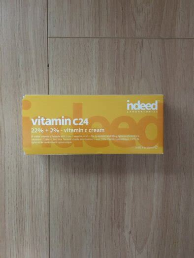 Indeed Labs Vitamin C24 new indeed labs vitamin c24 creme 30ml for sale in
