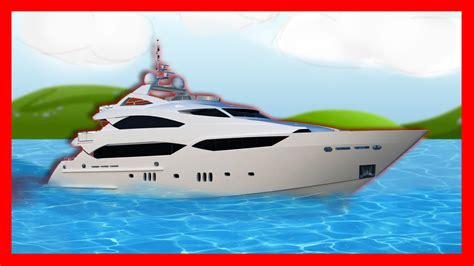 kinds of boats boats for kids fun machines for kids boating videos for