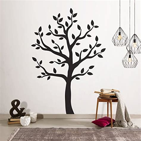 Big Frame Tree Wallsticker large tree wall stickers for nursery add color and