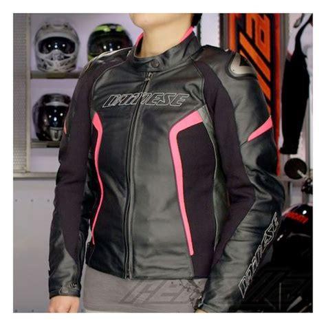 Dainese Racing D1 Leather Jacket Black Fuschia dainese s racing d1 leather jacket revzilla