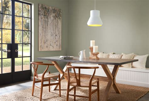 Colorfully, BEHR :: Color of the Month: Wabi Sabi