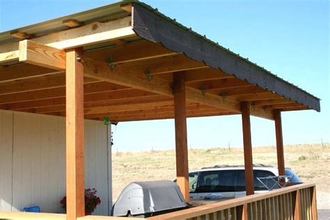 How To Build A Patio Cover by Diy Deck Covers Amazing How To Build A Wooden Patio Cover