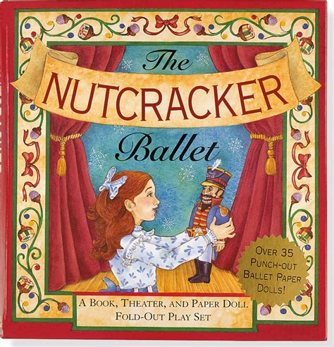 nutcracker picture book just teach january 2014