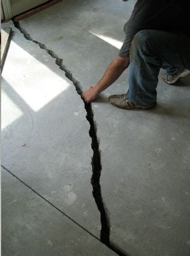 Concrete Floor Repair Sinking Settling Foundation Repair In Pennsylvania And New Jersey Fixing Foundation Sinking