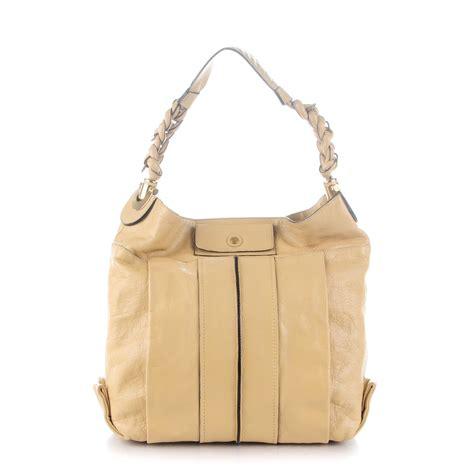 Heloise Shoulder Bag by Lambskin Heloise Shoulder Bag Beige 164289
