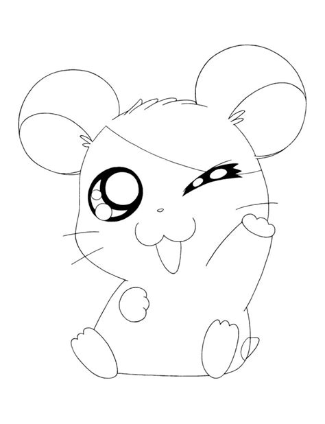 cute hamster coloring pages printable coloring pages hamster coloring pages loving printable