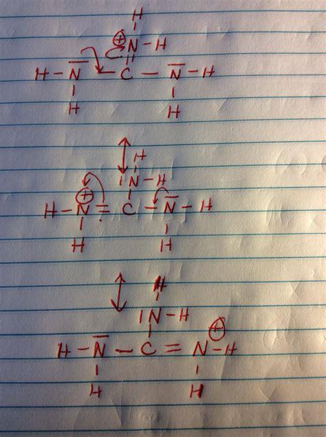 Protonated Definition by Organic Chemistry Protonation Of Guanidine Chemistry