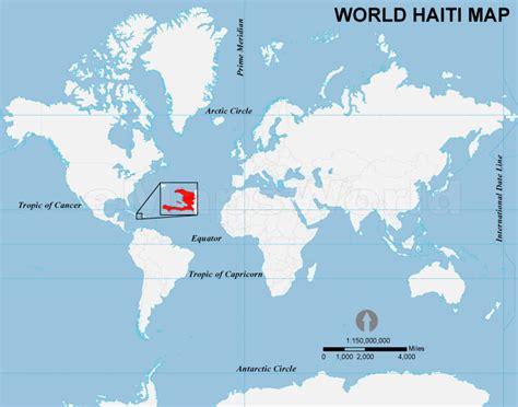 haiti on world map haiti location map location map of haiti