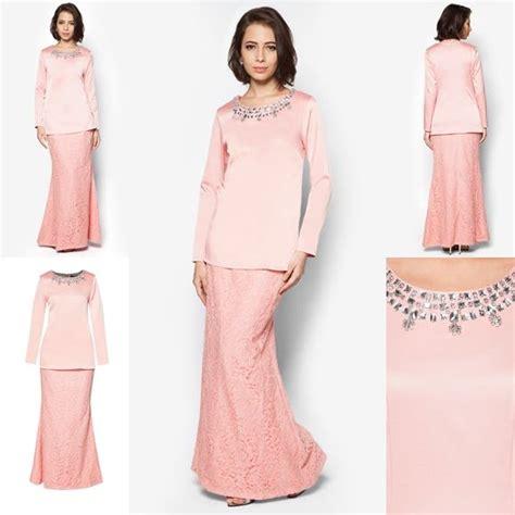 pattern kurung moden terkini baju kurung moden minimalis baju raya 2016 fesyen trend