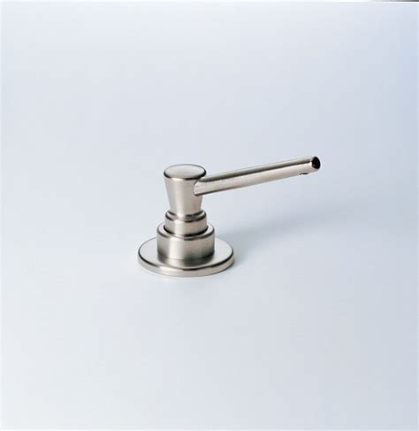 Delta Kitchen Soap Dispenser Brushed Nickel by Faucet Rp1001bn In Brilliance Brushed Nickel By Delta