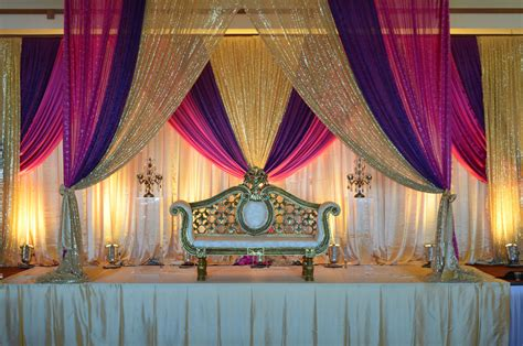 Indian Wedding Backdrop by Fabulous Indian Wedding Decorations In India Images
