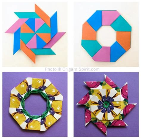 Easy Origami Toys - origami magic how to make a classic modular origami