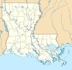 Ragley louisiana is located in louisiana