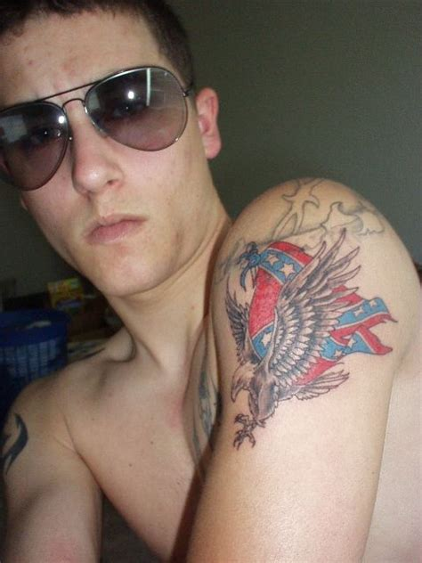 rebel flag tattoos for men amazing rebel flag tattoos designs and ideas