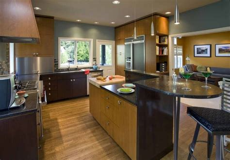 mid century modern kitchen modern kitchen portland