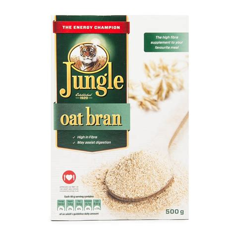Boys Bathroom Sets Jungle Oat Bran 500g Woolworths Co Za