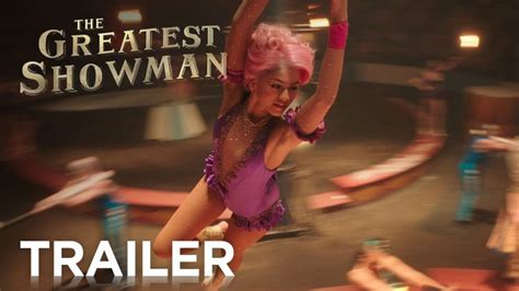the greatest showman inspired by b t barnum video alive ta bay