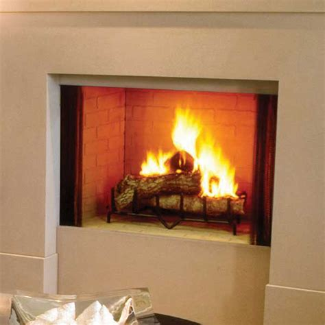 Heat N Glo Fireplace Accessories by Wood Fireplaces Evenings Delight