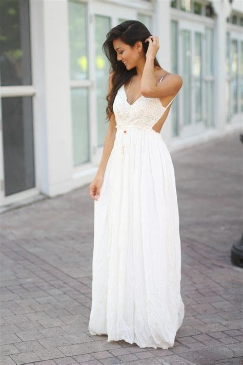 New Maxi Dress White 25 best ideas about white lace maxi dress on