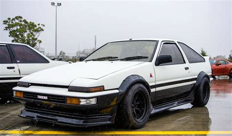 Toyota Ae86 re initial d had to re post toyota ae86 trueno