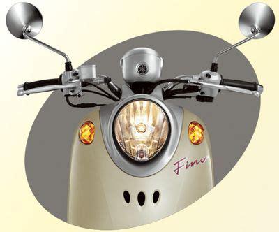 Spion Bulat Chroom Honda Baru Yamaha Mio Fino Wahyu Indra Utama