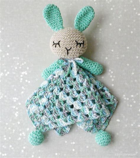 to pattern en espanol manta de apego conejo amigurumi a crochet patr 243 n gratis