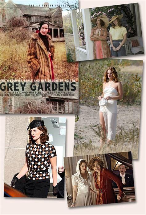 Drew Barrymore Grey Gardens by Q S Daydream Grey Gardens