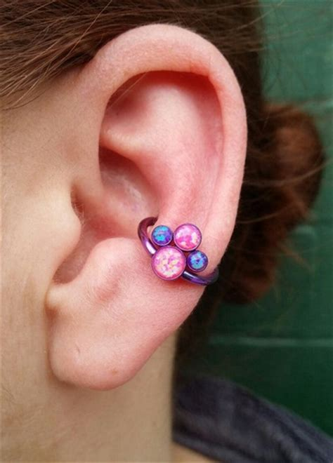 50 conch piercing ideas jewelry pain healing price