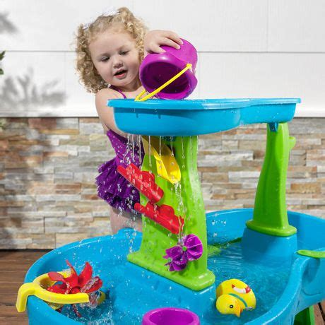 step2 showers water table step2 showers splash pond water table walmart canada